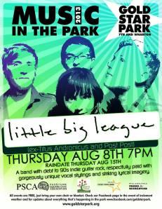 LittleBigLeageGoldStarPark