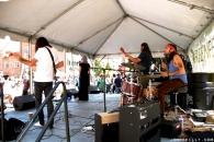 Ali Wadsworth's band