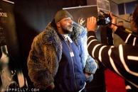 Shelliano, West Philadelphia rapper.