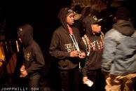 Dollar Boyz, nominated best new group.