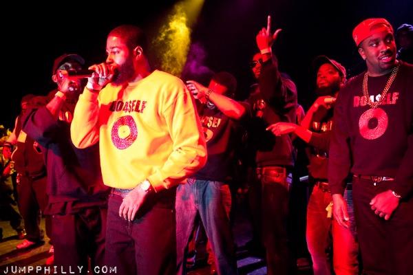K.Dot Da Showstoppa, Winner of Male Rap Artist of the Year.