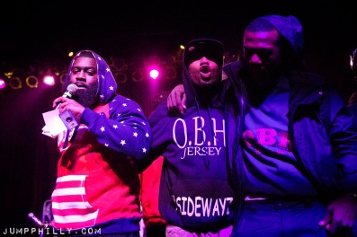 Winner Best Rap Group - Original Block Hustlers (OBH).