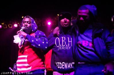 Winner Best Rap Group - Original Block Hustlers (OBH).