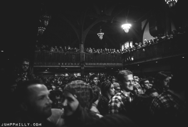 Fans at Union Transfer