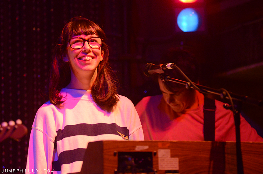 yuck and alvvays johnny brenda s jump the philly music project. Black Bedroom Furniture Sets. Home Design Ideas