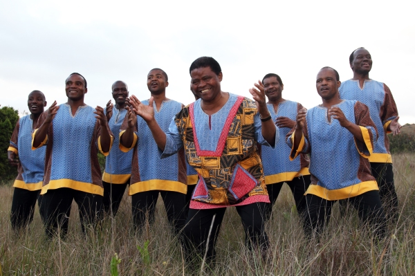 Ladysmith Black Mambazo1_credit Shane Doyle