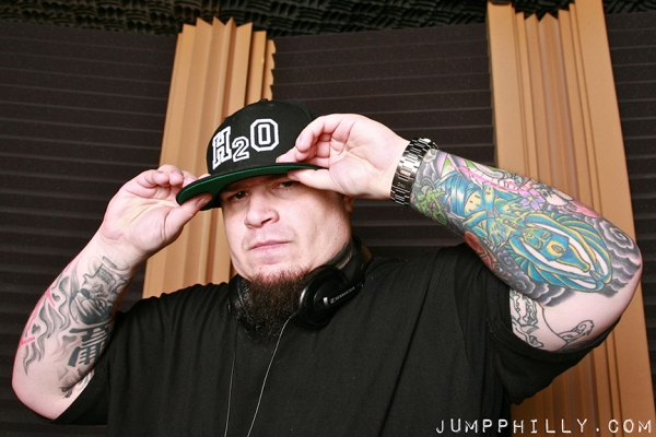 Vinnie Paz: The Ultimate Fighter.