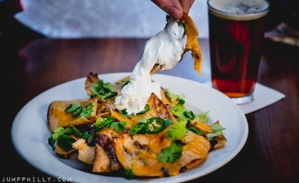 The Branch nachos