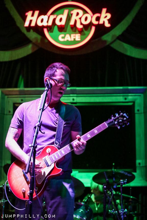 Bands Hard Rock Cafe Philadelphia