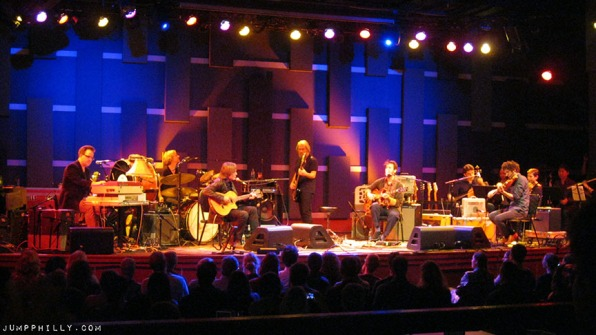 Blake Mills with Jackson Browne