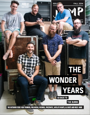 The Wonder Years Go Back To The Burbs  | JUMP: The Philly Music Project