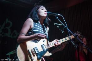 Jesssica Hernandez & The Deltas