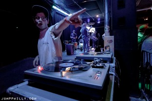 DJ Wesley Bunch of Suburban Living