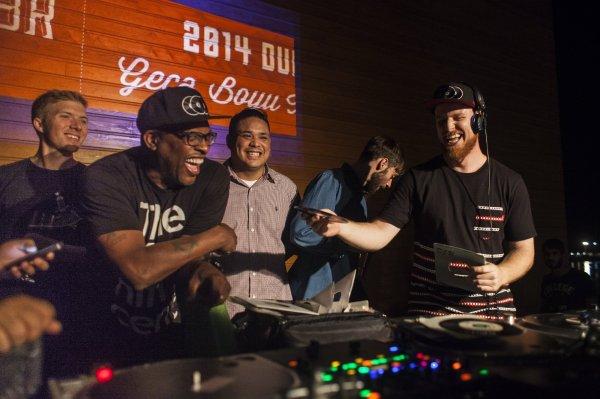 DJ Jazzy Jeff & Skratch Bastid