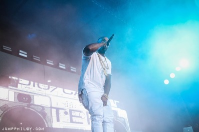 G-Eazy and Logic @ Festival Pier with YG and Yo Gotti  | JUMP: The