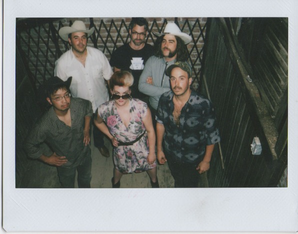 Photo by Kara Khan/ Pop Up Polaroid.